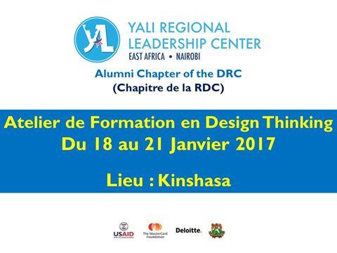 Kakel Workshop : Yali rlc east africa alumni chapter of drc
